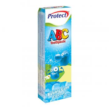 Protect-ABC Bubble Gum Toothpaste 60gms (0101)