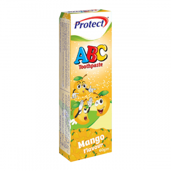 Protect-ABC Mango Toothpaste 60gm (0105)