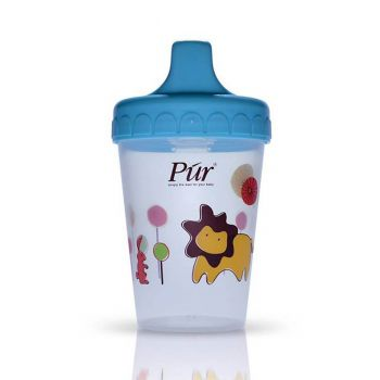 Pur Non Spill Cup 200ML Blue (5903)