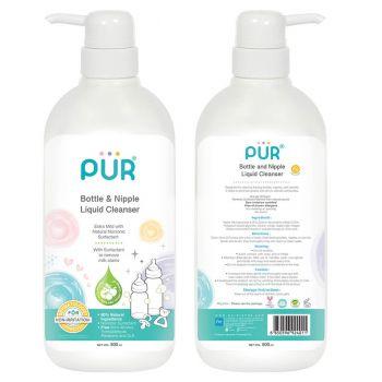 Pur Baby Liquid Feeder Cleaner 500ML (2401)