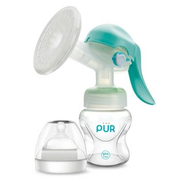 Pur Manual Breast Pump (9801)