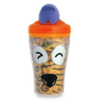 Pur NEXT Safari Straw Cups Pack1 (9009)