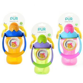 Pur NEXT Sport Bottle Pack1 Multi Color (9007)