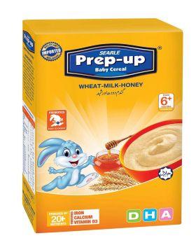 Prep-Up Wheat Milk Honey 175gms
