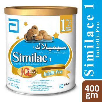 Similac 1 Intelli Pro 400gms (S515)