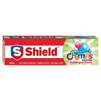 Shield Champs Bubble Gum Toothpaste 60gms