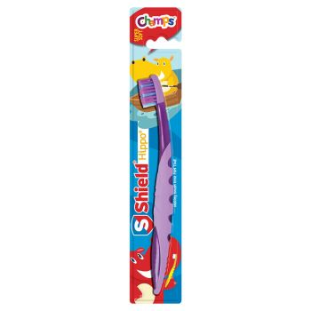 Shield Hippo Blister Tooth Brush