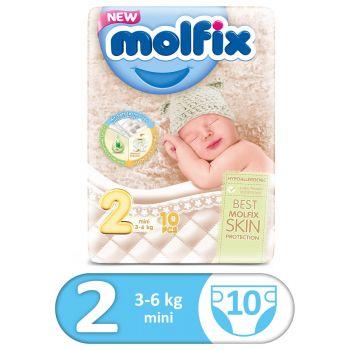 Molfix 3D Small Pack 10Pcs Mini Size 2