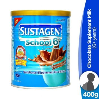 Sustagen School 6+ Chocolate (Stage 5) 400gms
