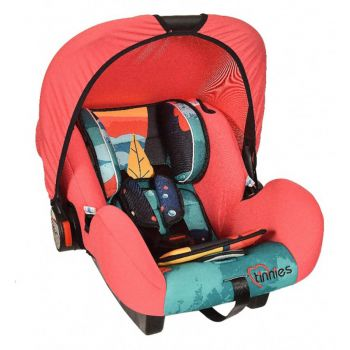 Tinnies Baby Carry Cot Pink (T001)