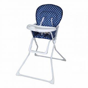 Tinnies Baby High Chair Blue (T026)