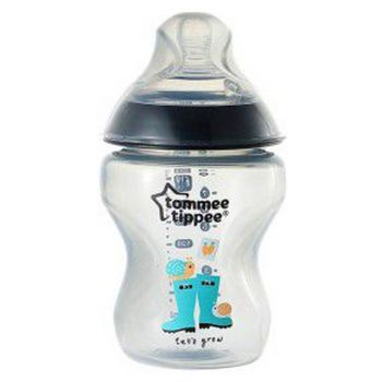 Tommee Tippee Black Close To Nature Tinted Bottle 260ML (TT 422575)