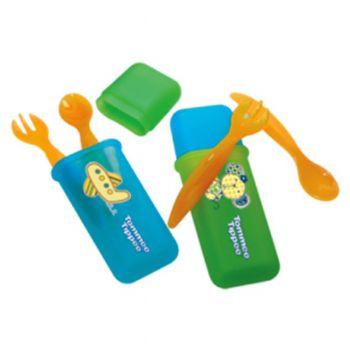 Tommee Tippee Travel Cutlery Set (TT 430749)