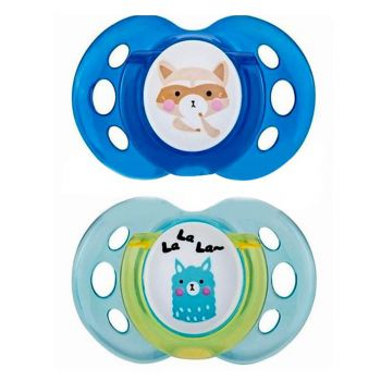 Tommee Tippee CTN Pack1 Air Soother 6-18M (With Case) (TT 433378)
