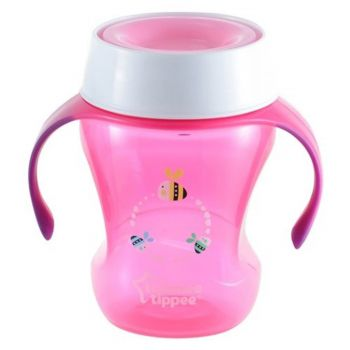 Tommee Tippee 360 Cup Pink (TT 447035)