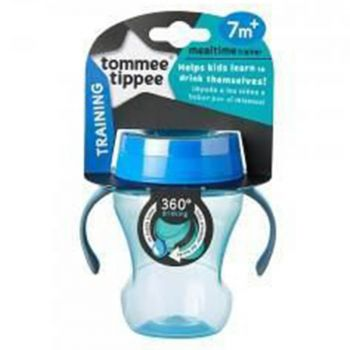 Tommee Tippee 360 Cup Blue (TT 447036)