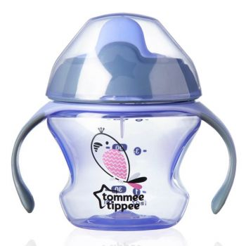Tommee Tippee First Trainer Cup Purple (TT 447101)