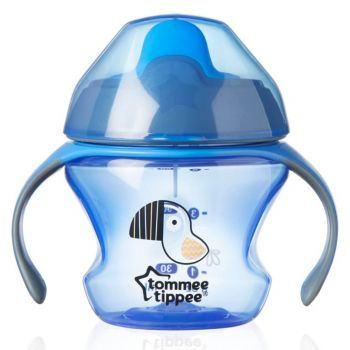 Tommee Tippee First Trainer Cup Blue (TT 447103)