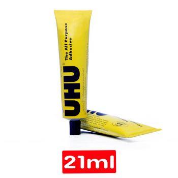 UHU All Purpose Adhesive Tube 21ML