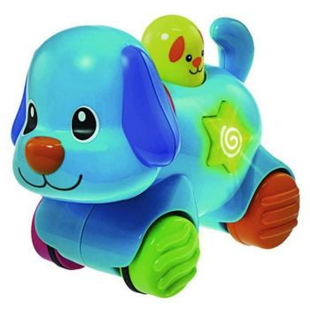 WinFun 733 Press N Go Pet Puppy (PX-10116)